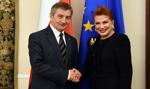 Marszałek Sejmu spotkał się w środę z ambasador USA