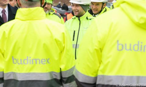 Budimex zawarł z Urzędem Morskim w Gdyni umowę o wartości 466,7 mln zł netto
