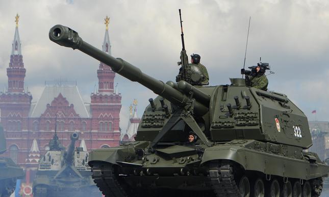 Budżet wojskowy Rosji ma wzrosnąć o 10 mld USD