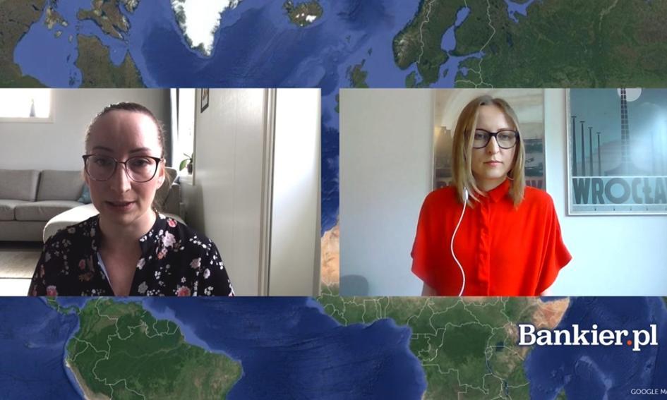 """Norwegia, """"fantastyczny kraj dla pielęgniarek"""". Jak walczy z wirusem? [Tam mieszkam]"""