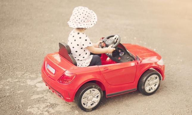 Za młodzi na leasing samochodu