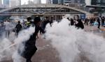 Demonstranci w Hongkongu boją się represji jak w Chinach kontynentalnych