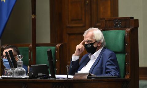 Wicemarszałek Terlecki: Niezbędne będzie zwołanie Sejmu ws. 6 grudnia