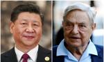 Soros: Chiny Xi Jinpinga śmiertelnym wrogiem