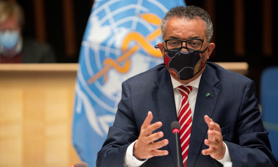 Szef WHO: Liderzy G7 omawiali hipotezę wycieku wirusa z laboratorium w Chinach