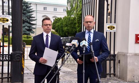 """Kolejne zawiadomienie w sprawie tzw. afery respiratorowej. Szczerba mówi o """"zbrodni VAT-owskiej"""""""