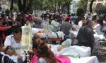 Silne trzęsienie ziemi na południu Meksyku. Są ofiary śmiertelne