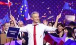 Biedroń: Kaczyński straszy euro