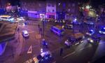 Jedna osoba nie żyje, 10 rannych po prawdopodobnym zamachu w Londynie
