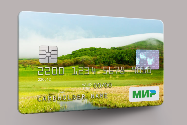 Rosyjska krajowa karta płatnicza MIR