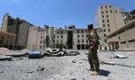 ONZ apeluje o przerwanie walk w Aleppo, by dostarczyć pomoc humanitarną