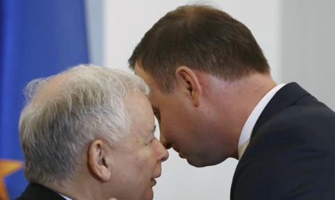 Spychalski: Prezydent akceptuje pomysł, by Kaczyński wszedł do rządu