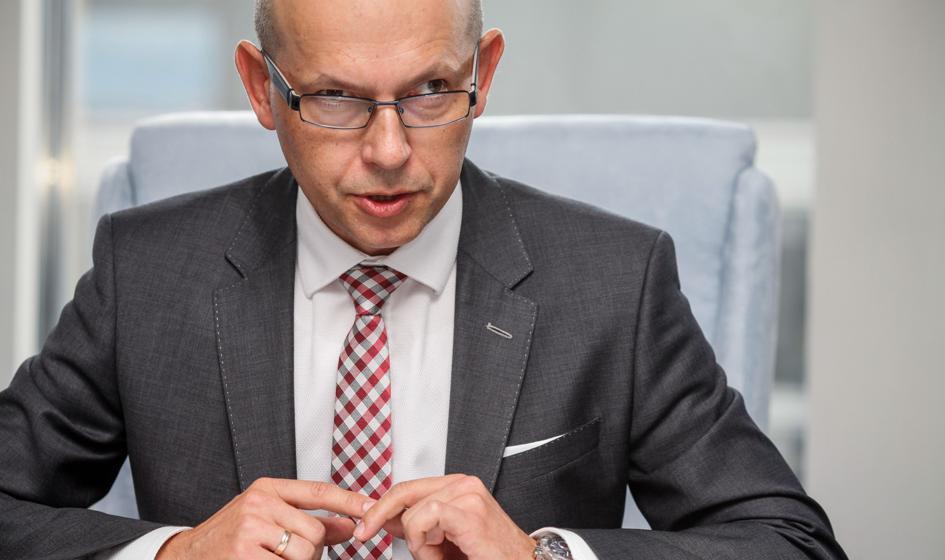 Getin Holding spodziewa się, że w XII będzie wiadomo, czy dojdzie do sprzedaży biznesu ukraińskiego