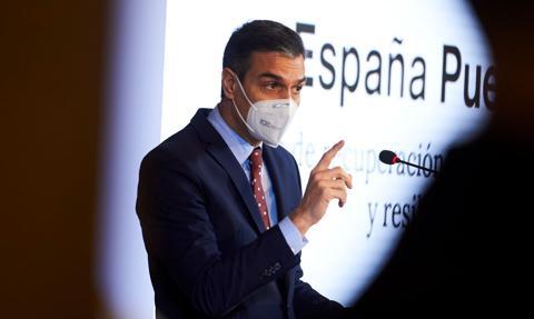 Program odbudowy pomoże przeprowadzić ponad 100 dużych inwestycji w Hiszpanii