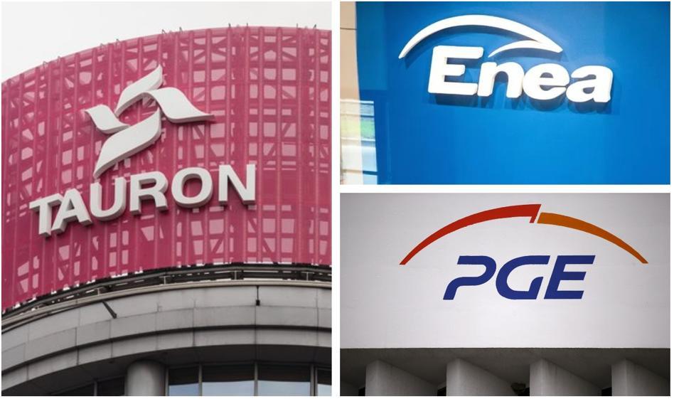 PGE, Enea i Tauron wnioskują do UOKiK o zgodę na wspólne podmioty