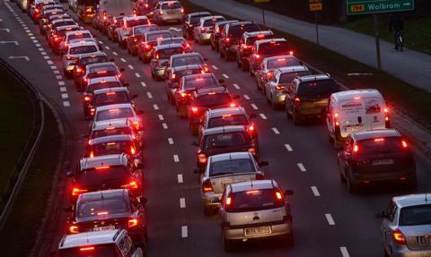 Korki na drogach będą dłuższe