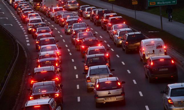 Korki W Krakowie Sprawdz W Internecie Natezenie Ruchu Na Drogach
