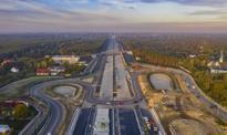 Postępy na budowie Południowej Obwodnicy Warszawy. Prace powinny zakończyć się w czerwcu