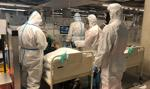 Schreiber: Szpitale tymczasowe zostały przygotowane zapobiegawczo