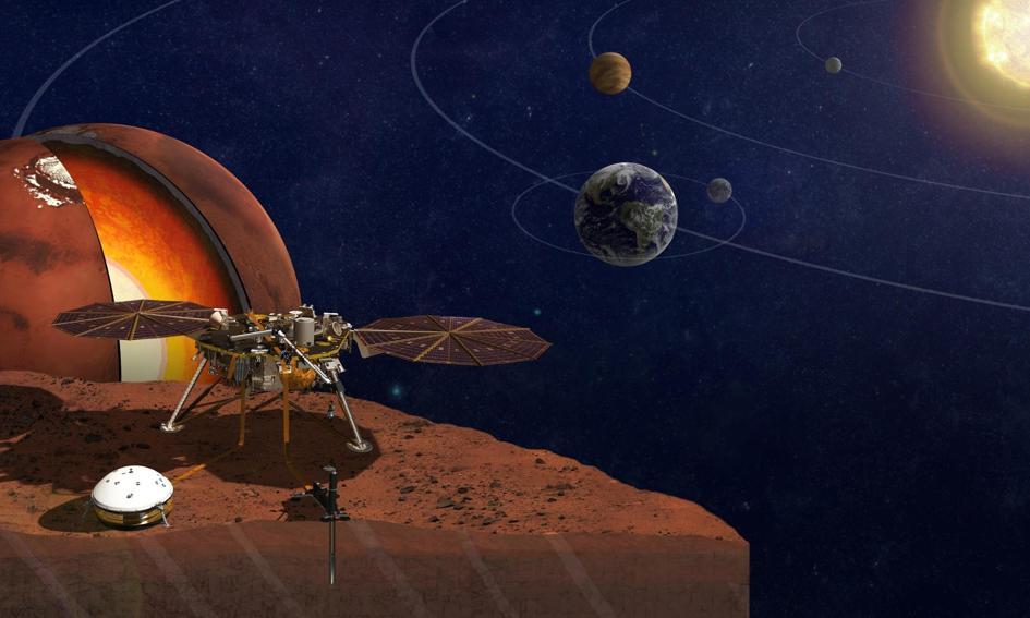 Nowy łazik poszuka śladów życia na Marsie