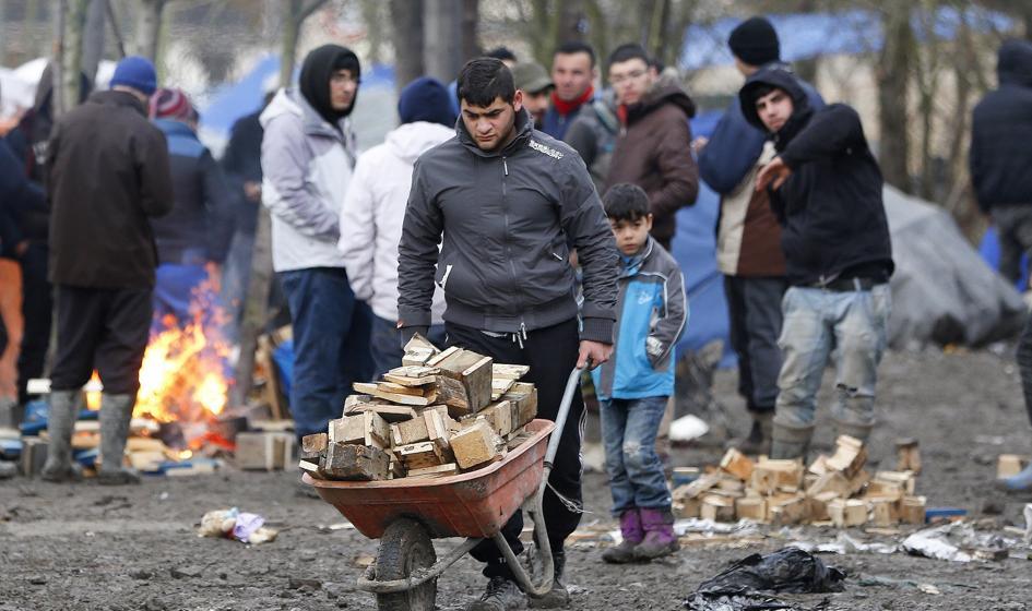 Francja: coraz więcej migrantów