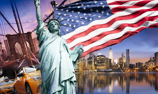 Sondaże: patriotyzm Amerykanów słabnie