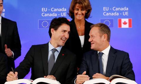 Kwitnie handel w ramach CETA