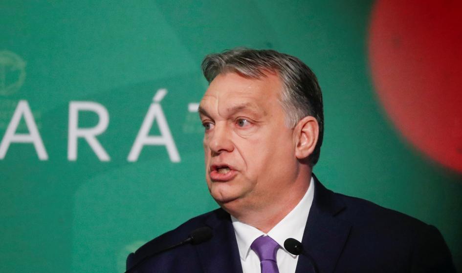 Orban przeciwny projektowi europejskiego paktu migracyjnego