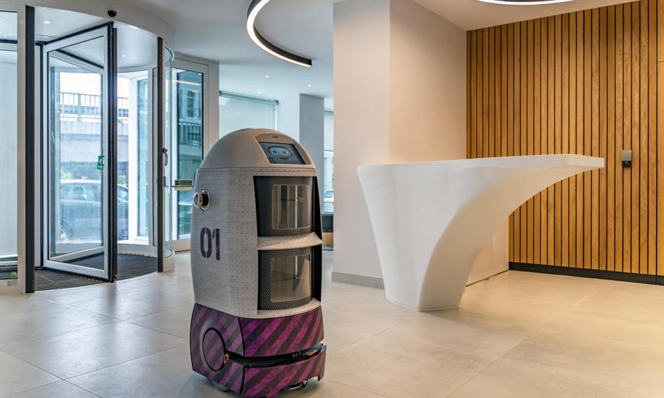 W portugalskim hotelu roboty obsługują gości. Kosztował 30 mln euro