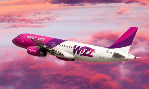 Wizz Air uruchomi nowe połączenie z Wrocławia do Bułgarii
