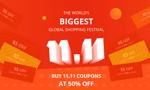 11 listopada - wielkie święto zakupów w azjatyckich portalach zakupowych
