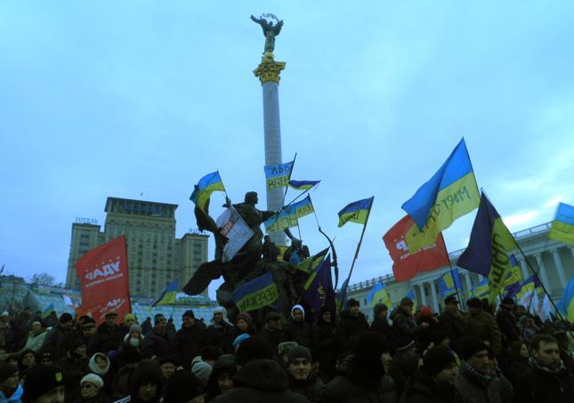 Ukraina: odnaleziono broń, z której strzelano na Majdanie