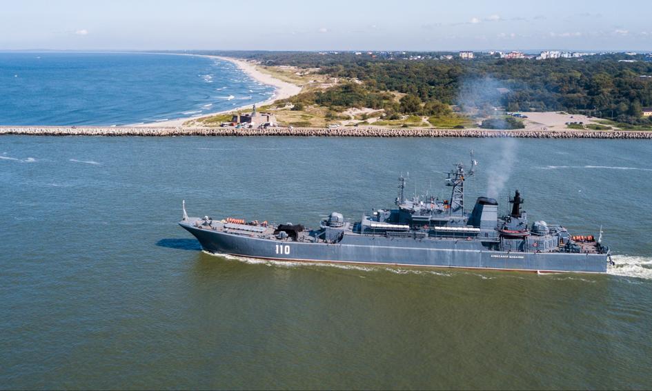Norwegia wstrzymała przejęcie przez Rosjan firmy produkującej silniki okrętowe