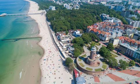 Od stycznia opłata uzdrowiskowa w Kołobrzegu w górę