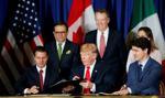Przywódcy USA, Kanady i Meksyku podpisali nowy układ handlowy - USMCA