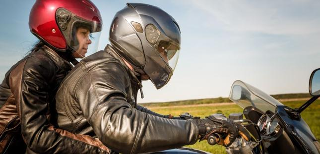 Kiedy motocyklista dostanie mandat?