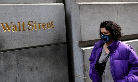 Wall Street w górę po dwóch dnia spadków