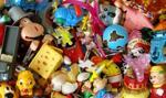 KAS zatrzymała blisko 20 ton podrobionych zabawek przemycanych z Chin