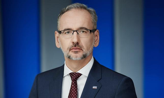 Adam Niedzielski  - prezes Narodowego Funduszu Zdrowia (NFZ).