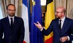 Belgia i Francja zorganizują wspólnie szczyt ws. terroryzmu