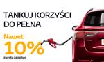 Bank odda klientom za paliwo 600 zł