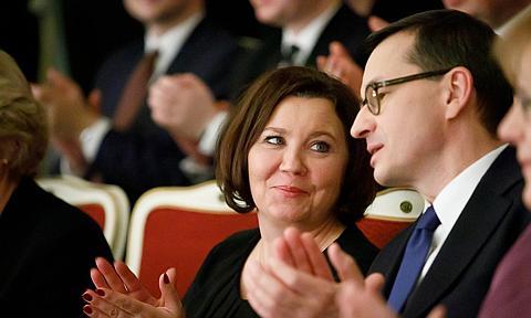 Dworczyk: Premier ujawni oświadczenie majątkowe żony wtedy, kiedy wejdzie takie prawo