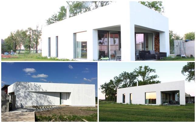 NANO House - dom o powierzchni 85 mkw projektu Agnieszki i Radosława Wanago