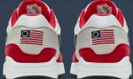 Afera o buty Nike z historyczną flagą