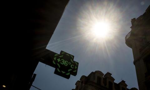Fala upałów we Francji, temperatura sięga nawet 37 stopni C
