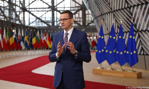 Na szczycie UE przywódcy potępili cyberataki m.in. na Polskę