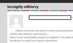 """""""Zmiana formatu konta""""? mBank ostrzega przed zagrożeniem"""