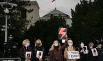 Nie ustają protesty w polskich miastach. Tłum pod Sejmem