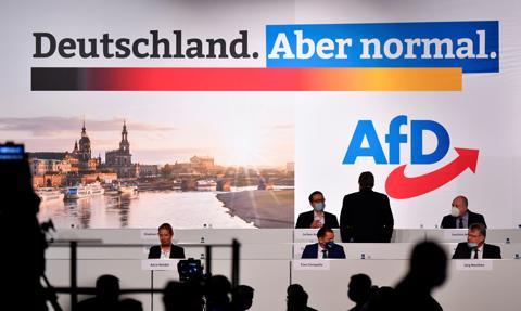 Niemiecka AfD idzie do wyborów z postulatem wyjścia kraju z UE