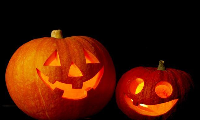 Halloween na lokatach